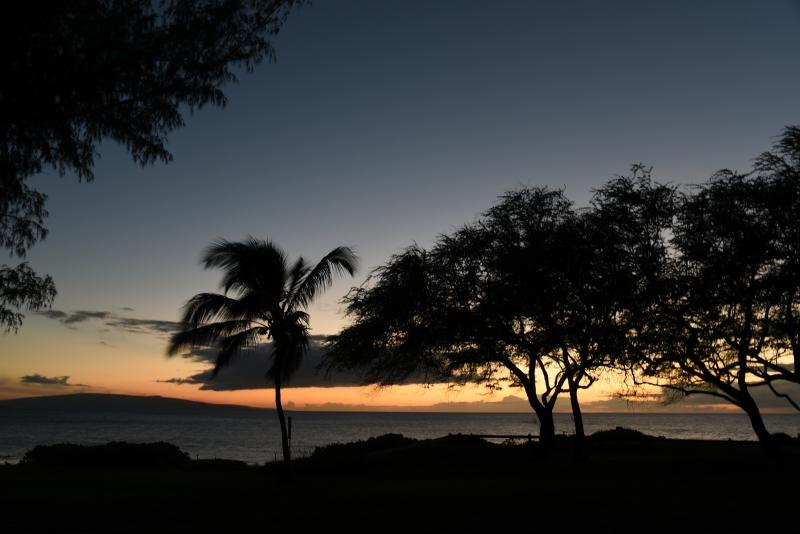 Maui bei Nacht